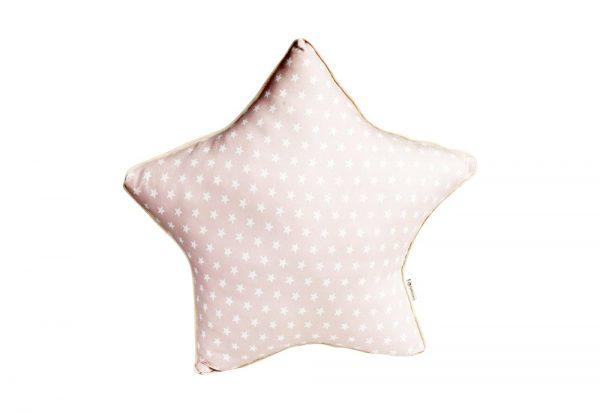 Cojín decorativo con forma de estrella
