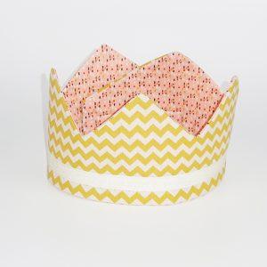Esta corona sirve tanto para niña como para niño