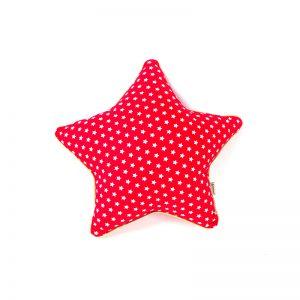 cojín con forma de estrella